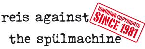 Reis Against The Spülmachine